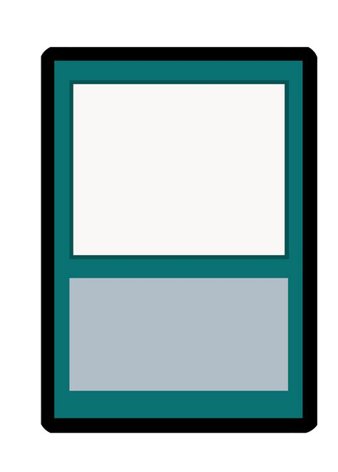 Blank Magic The Gathering Card Template by 8 Bit Child Blank Magic The Gathering Card Template