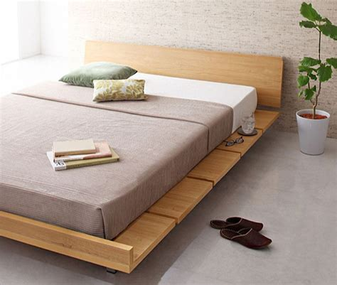 japanese pattern bedding the amaya wood bed frame is a japanese themed platform bed