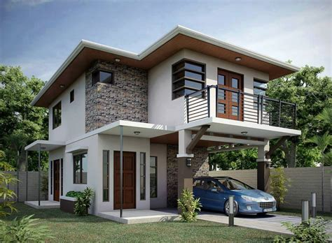 Two Story House Plans by Ideas De Dise 209 O Y Arquitectura De Exteriores Para Casas