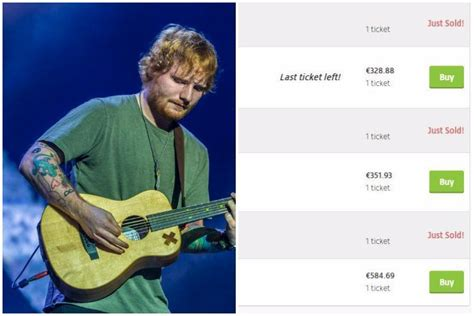 ed sheeran fan presale ed sheeran fans left raging after pre sale tickets are