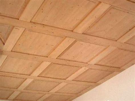 controsoffitto legno controsoffitti in legno tipi scheda tecnica e