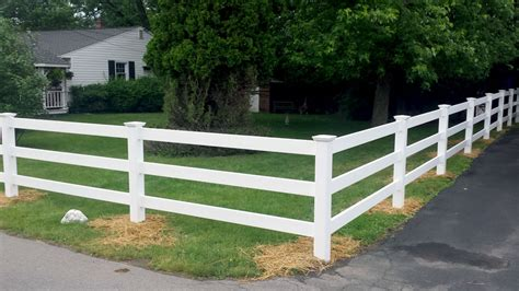 poly fence vinyl fence poly enterprises