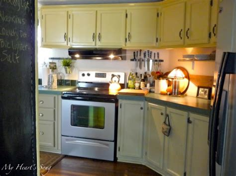 my heart s song kitchen makeover phase two 17 mejores im 225 genes sobre home decor mobile home remodel