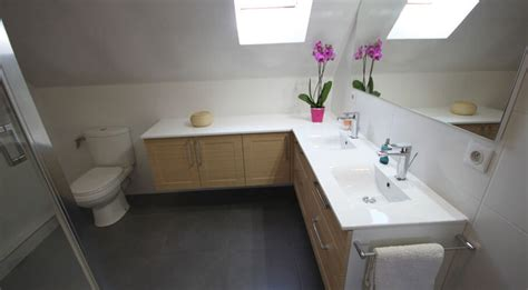 meubles sous combles 815 amenager une salle de bain sous comble gh66 jornalagora