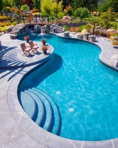 amazing backyard pools amazing backyard pool retreat house pinterest