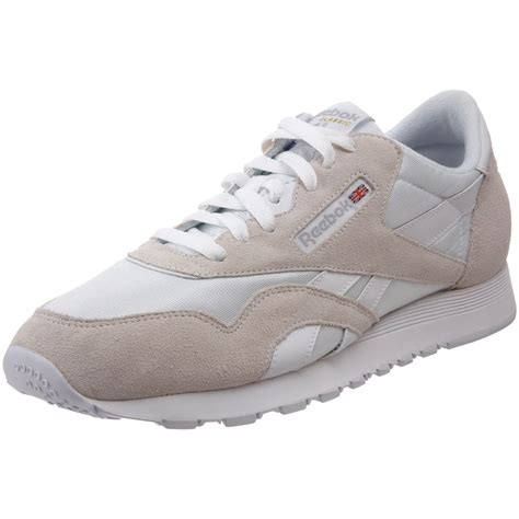 reebok running shoes 2012 reebok mens classic running shoe in white for white