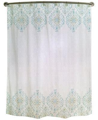 Lacoste Bath Shower Curtain lenox french perle groove shower curtain bathroom