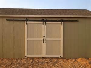Outdoor Barn Doors Home Element Sliding V Groove Door Barn Hardware Outdoor Taken From Barn Glubdubs