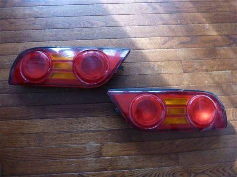 180sx Lights by Nissan 180sx Kouki S13 Light Pair 200sx Jdmdistro