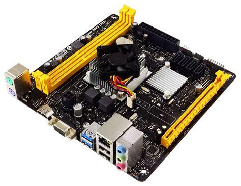 jual motherboard biostar   built  processor amd