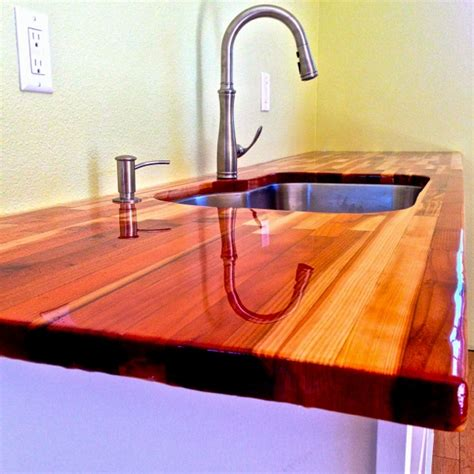 Kitchen Countertop Epoxy Coating by Cool Ideas How To Make Epoxy Countertops By Ourselves