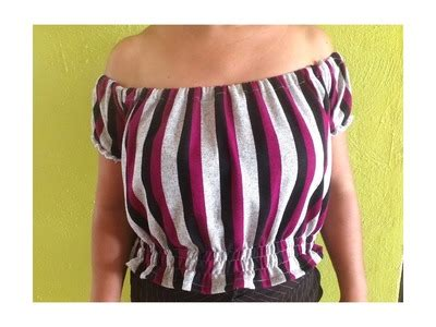 blusa tutorial blusa en crochet 1 2 blusa motivo flor sencilla 8 petalos parte 2 ganchillo
