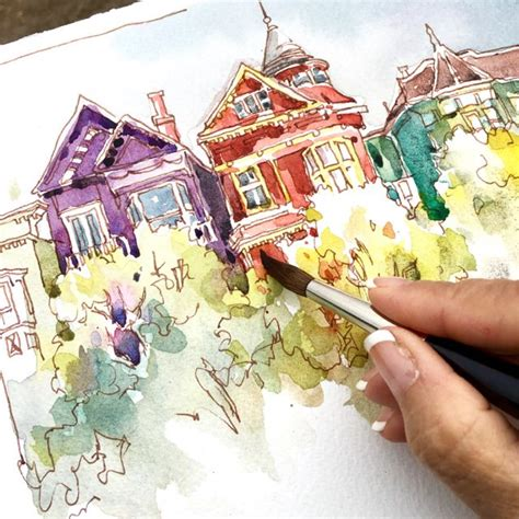 sketchbook watercolor 17 best ideas about watercolor sketchbook on