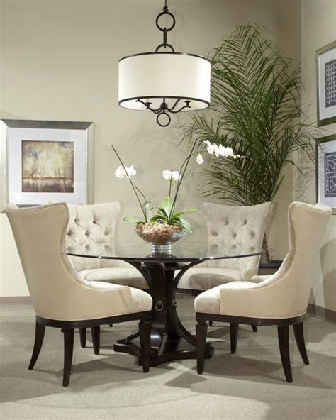 breakfast table ideas 17 classy round dining table design ideas