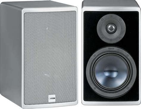 canton ergo 602 bookshelf speakers review and test