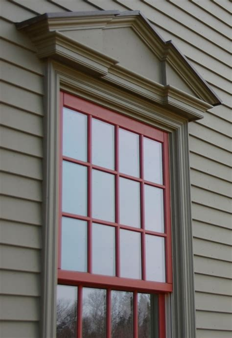 Colonial Windows Designs Windows Doors Colonial Exterior Trim And Siding Windows Doorscolonial Widows And Doors