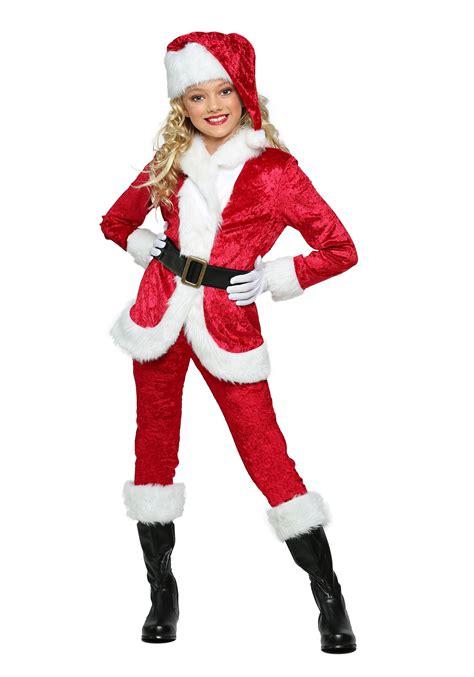 Dress Santa Kidos s sweet santa costume