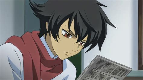 karakter anime pria terganteng  terkeren miftakyu