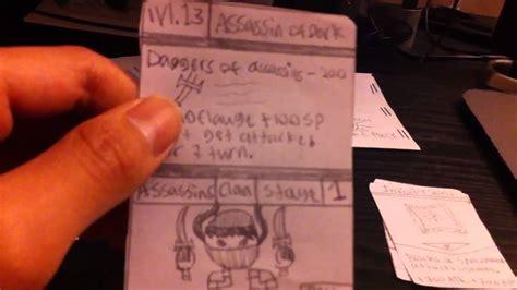 how to make trading card trading card 3 maikai