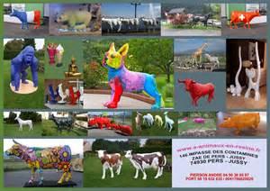 animaux decoration jardin resine meilleures id 233 es