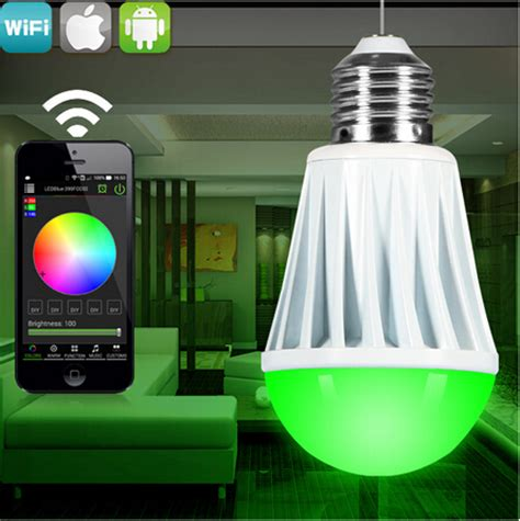 Wifi Controlled Lights by Led Wifi Lights Smartphone Controlled Best Color Changing