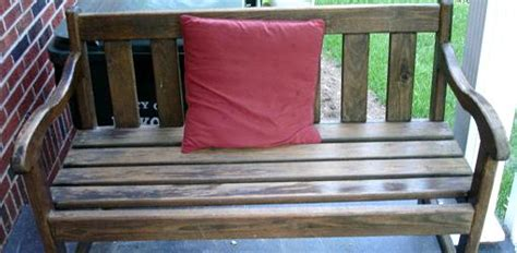 How To Finish Wood Furniture For Use Outdoors Today S Treating Outdoor Wood Furniture