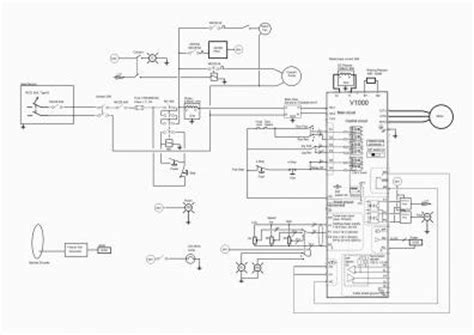 yaskawa v1000 wiring diagram 28 wiring diagram images