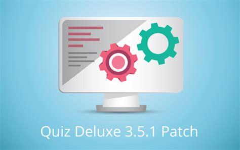 meet joomla quiz deluxe 3 7 0 joomla quiz deluxe 3 5 1 patch is out