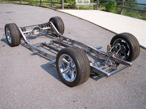 Auto Chassis by 1949 1954 Chevy Car Chassis Quot Alabama Slammer Quot