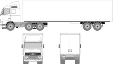 trailer templates mr clipart