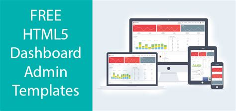 free html5 dashboard template visigami information and entertainment