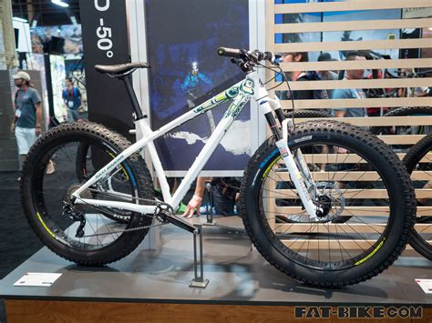 Kaos Rocky Bike Graphic 1 Oceanseven bikes on the show floor at interbike 2015 day 4 bike