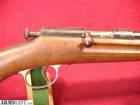 Garden And Gun Of Armslist For Sale Jc Anschutz 9mm Bolt Garden Gun