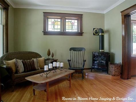 home staging and decorating older home renovated staged to sell