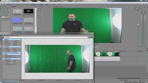 sony vegas pro green screen tutorial sony vegas green screen tutorial chromakey youtube