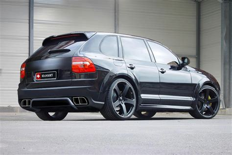 Porsche Cayenne Tuning by Porsche Cayenne 955 Tuning Program By Mansory News