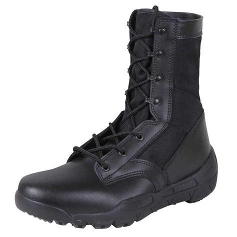 tactical boots v max ultralight 8 inch black tactical boot