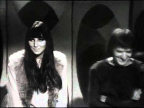 i got you babe sonny and cher top of the pops 1965 sonny cher i got you babe 1965 youtube