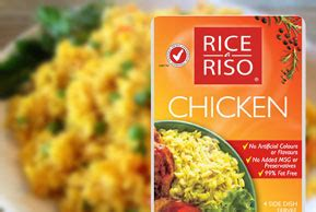 Rice Mba Catalog by Products