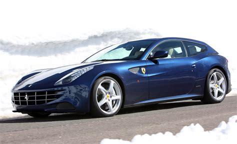 2012 Ferrari FF ? First Drive Review   Car and Driver Blog