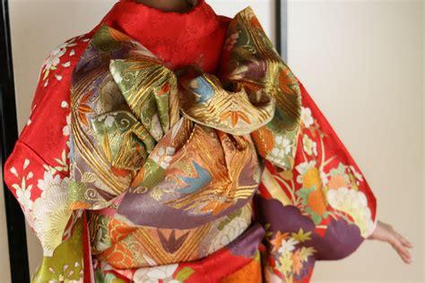 Kimono Obi the history of japanese sash called obi belt japanese