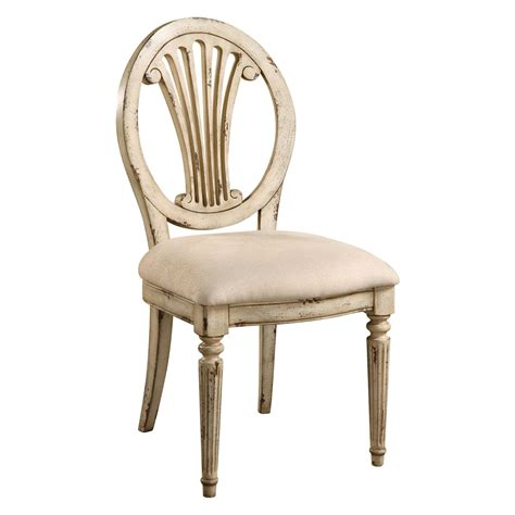 Hooker shabby chic chair office chairs at hayneedle