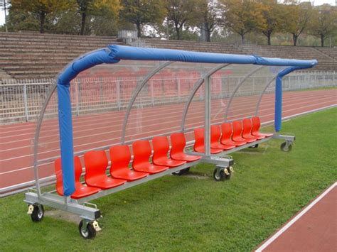 panchine per ci da calcio panchine calcio sportissimo