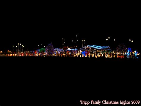 tripp family christmas lights 63 macedonia church road