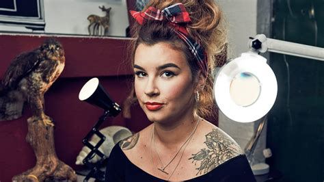Tattoo Fixers Cast Alice | tattoo fixers profiles all 4