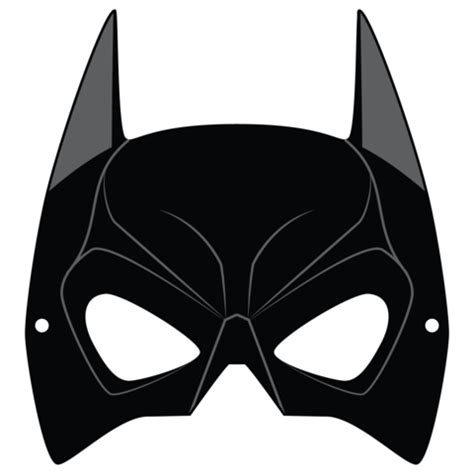 batman mask template mask outline batman printables pictures www