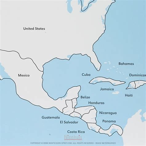 america map countries labeled america map labeled countries image quotes at