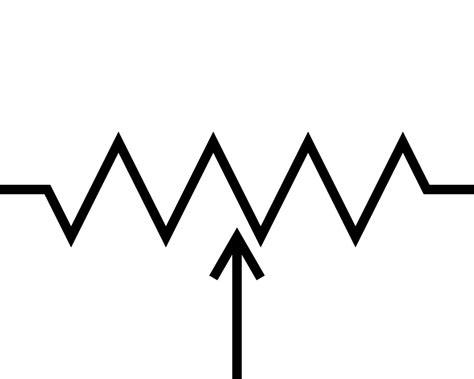 symbol of resistor and capacitor resistor symbol clipart best