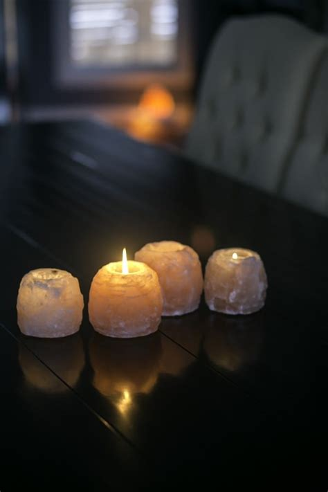 salt l candle holder himalayan salt tea light candle holders adds