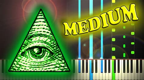 piano tutorial x files theme illuminati confirmed the x files theme piano tutorial